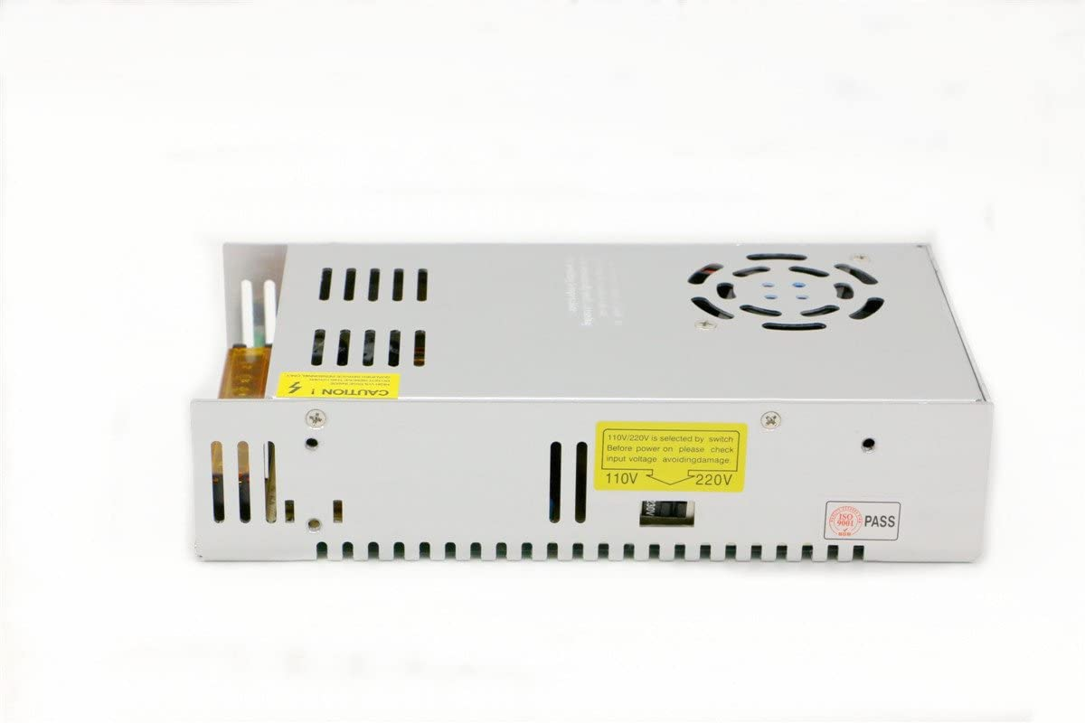LianShi Universal Schaltnetzteil geregelter Transformator Kurzschluss und /Überstromschutz AC100-260V DC5V 2A-60A