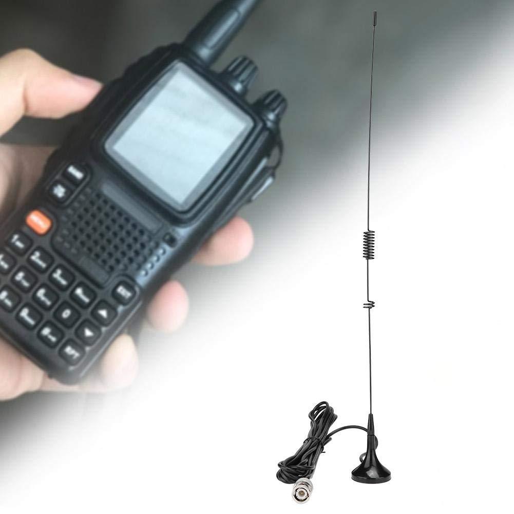 NITRIP UT-106UV BNC Doble Banda U VHF Antena para Radio N7W3