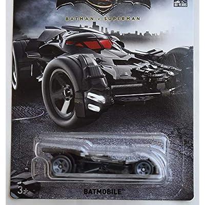 DieCast HOT Wheels 1:64 Scale Batman VS Superman Batmobile 2/6 80TH Years: Toys & Games