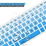 Keyboard Cover for 2018 Dell Inspiron 13 5000 i5368