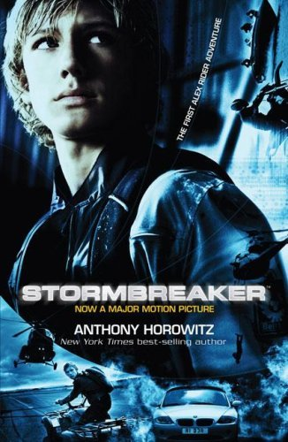 Stormbreaker tie-in novel (Alex Rider) (All Alex Rider Books)