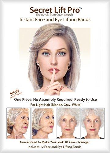 Secret Lift Pro - Face and Eye Lift (Light (Cosmetic Lift)