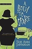A Body to Spare (The Odelia Grey Mysteries)