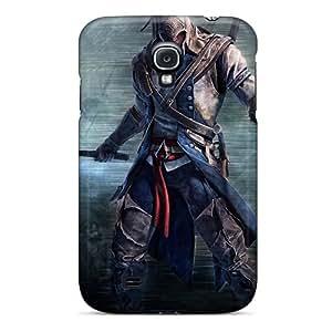 New Tpu Hard Case Premium Galaxy S4 Skin Case Cover(assassins Creed)