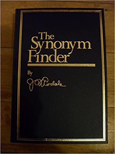 Synonym Finder - Delux Mobi Download Book