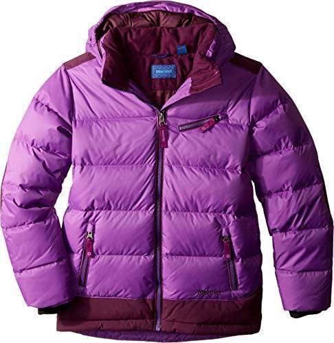 32-Inch Regatta Girls Hot Shot II Fleece Jacket-Enamel//Jem