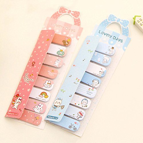 Cute Bookmark Point Marker Memo Sticky Notes Sticker Students School Supply (Aztec Bookmark)