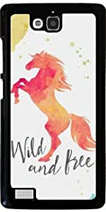 Funda para Huawei Honor 3C - Caballo by Asmo