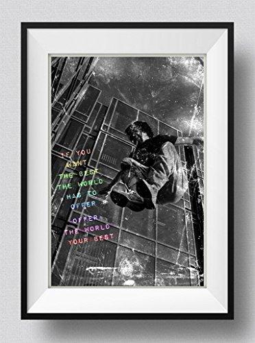 Parkour Motivational Poster 04