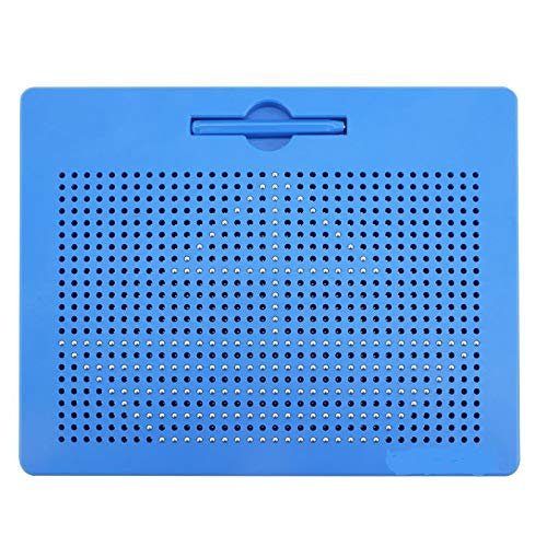 Large, Blue J+A Free Play Magnetic Drawing Board Magnetic Pads