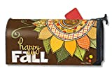 MailWraps Happy Fall Mailbox Cover #01198