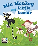 img - for Min Monkey and Little Lemur (Engage Literacy: Engage Literacy Pink) book / textbook / text book