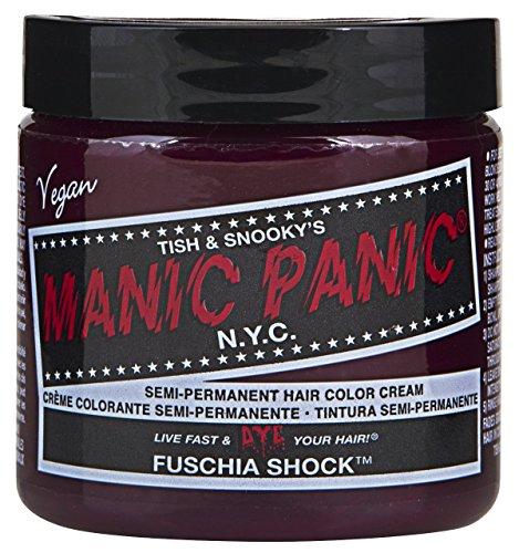 Manic Panic Fuchsia Shock Hair Dye