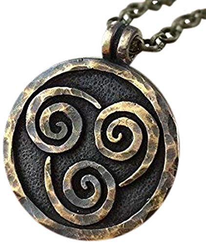 Avatar The Last Airbender Air Nomad  Tribe Nation Necklace Pendant Accessories Pin