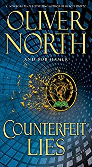 Counterfeit Lies by [North, Oliver, Hamer, Bob]