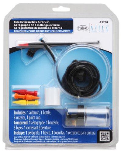 Aztek A270 Fine External Mix Airbrush (Aztek Fine Line Nozzle)