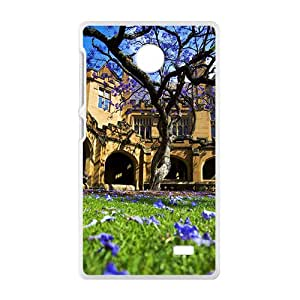 Personal Customization Scenery Phone Case for Nokia Lumia X case