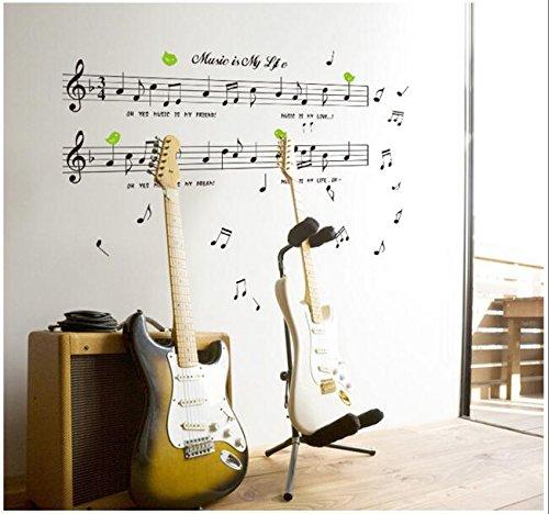Music Bedroom Decor: Amazon.com