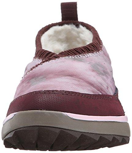 Merrell Pechora Wrap Resbalón-en el zapato Burgundy