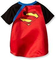 Warner Brothers Boys' Superman Cape Tee ...
