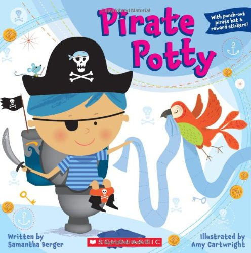 Pirate Potty (Voices Of Jake And The Neverland Pirates)