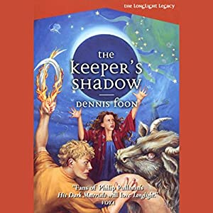 The Keeper's Shadow Audiobook