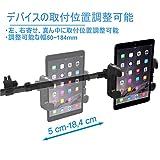 Macally Car Headrest Mount Holder for Apple iPad