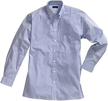 Pionier 1130 – 46 Camisa Business Fashion rayas tamaño, Azul Marino/Blanco, 46: Amazon.es: Bricolaje y herramientas