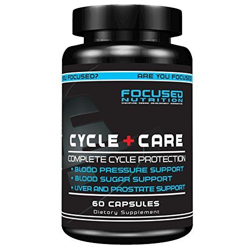 Soins de cycle: Le Cycle Support & Foie Assist (60 capsules)