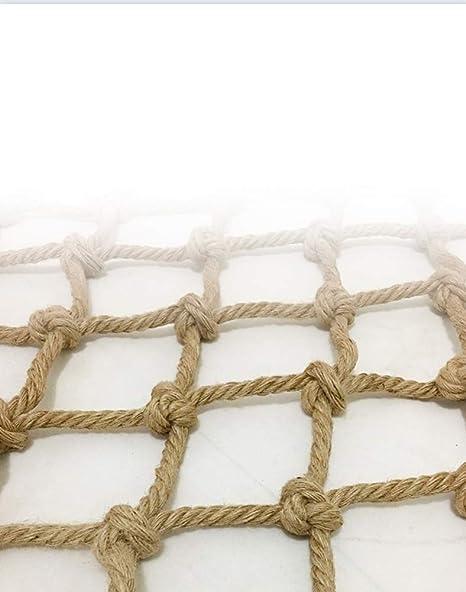 Red de Seguridad Infantil Cuerda del cáñamo, una red de ...