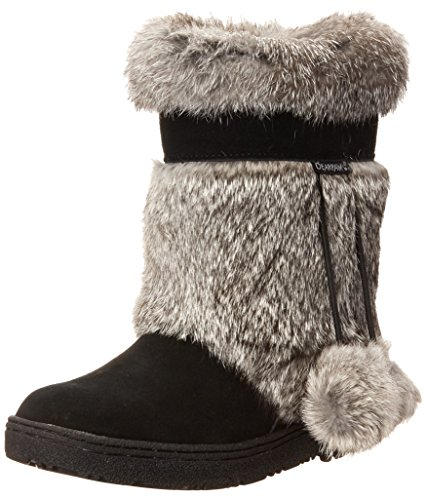 "Bearpaw Women's Tama 9"" Snow Boot,Black,7 M"