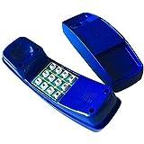 LoggyLand Téléphone pour Enfants pour Le Jeu Tower House Jeu - Différentes Couleurs - Bleu