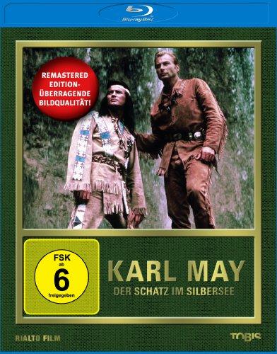 Der schatz im silbersee dvd cover 1962 r2 german for Der schatz im silbersee