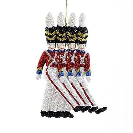 Kurt Adler 6-Inch Radio City Rockette Soldiers Christmas Ornament - Amazon.com: Kurt Adler 6-Inch Radio City Rockette Soldiers Christmas