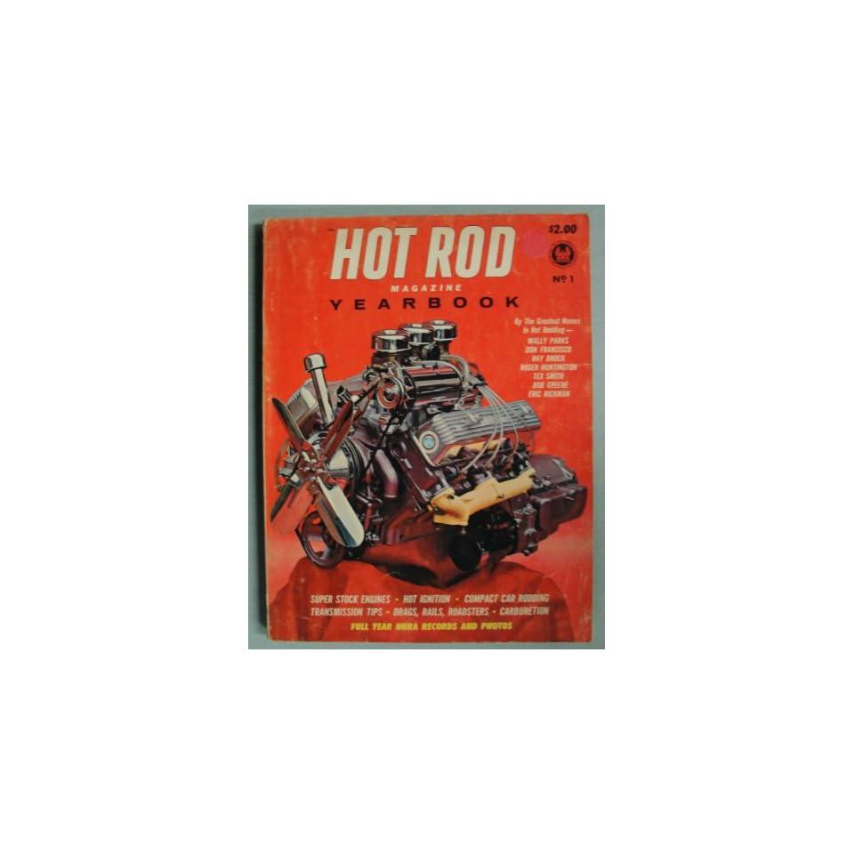 Hot Rod Magazine Yearbook No. 1