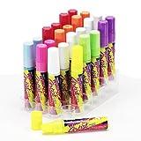 Bulk Buy: Darice DIY Crafts Window Artist Marker Checkout Display Chalks 24 piece Set (24-Pack) 1098-18