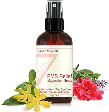 NUEVO Aerosol Seven Minerals con Magnesio para los Dolores Menstruales de 120ml: Alivio natural para