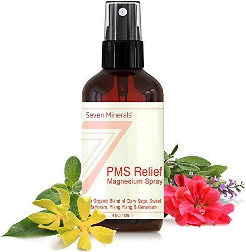 PMS Magnesium Relief Spray Menstrual product image