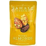 Sahale Snacks, Almonds with Cranberries, Honey + Sea Salt , 4.0 oz (113 g) Sahale Snacks, Almonds with Cranberries, Honey + Sea Salt , 4.0 oz (113 g) - 2pcs