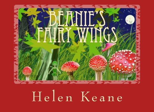Beanie's Fairy Wings: I wish I could fly (Runaway Beanie)