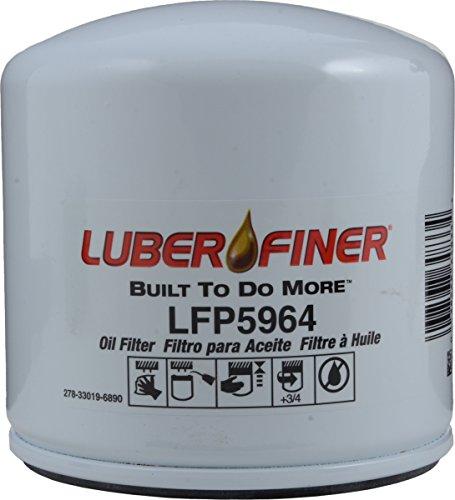 Luber-finer LFP5964 Heavy Duty Oil Filter (Diesel Isuzu Vehicles)