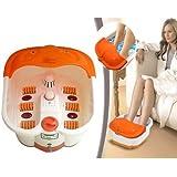 Shag Egab Foot Bath Spa with Heat Vibration Leg Massager