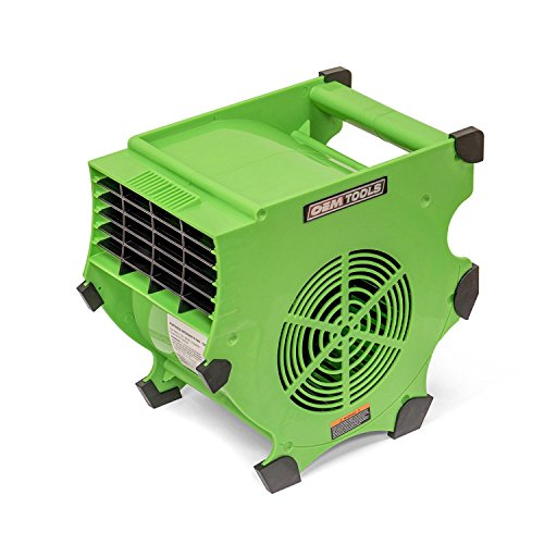 OEMTOOLS OEM Tools 1200 CFM 24878 Portable Mechanic's Blower Fan-1200 (Blue Blower Fan)