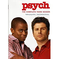 Psych: Season 3