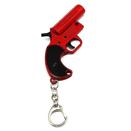 Llavero modelo de pistola Juegos populares para PUBG llavero ...