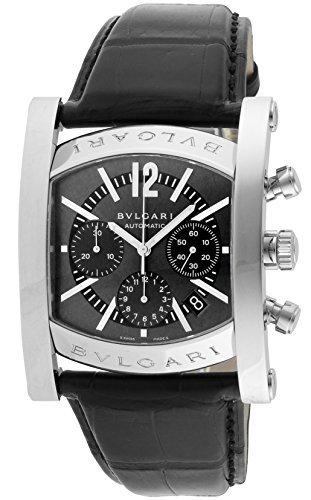 [Bulgari] Bvlgari reloj aa48 C14sldch ashoma Cronógrafo Gris Hombres de [paralelo mercancías de importación]: Amazon.es: Relojes