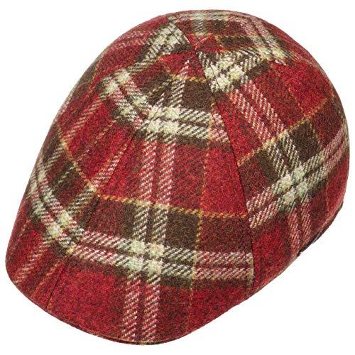 Stetson Coppola Texas Virgin Wool Check Cappello Piatto Invernale Cappellino  in Lana  Amazon.it  Abbigliamento 19de00b68452