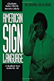American Sign Language Green Books, A Student's Text Units 10-18 (Green Book Series)