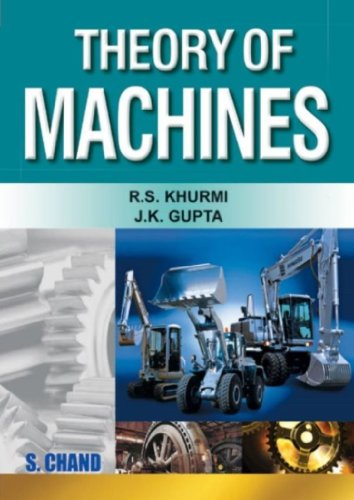 Theory of Machines (Theory Of Machines And Mechanisms 5th Edition)