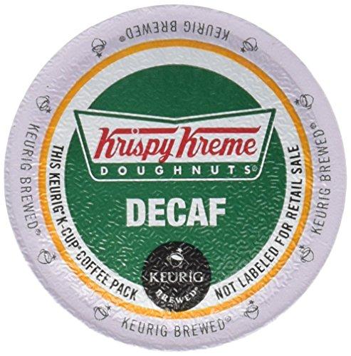Green Mountain Coffee Roasters Gourmet Single Cup Coffee House Decaf Krispy Kreme 12 K-Cups